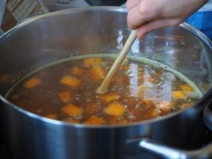 Nigdy więcej kipiącej zupy!