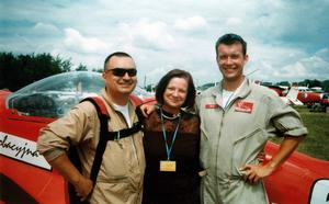 O legendzie polskiego lotnictwa