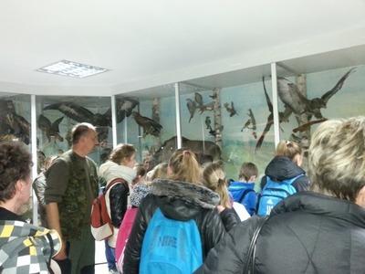 Wizyta w Polskim Parku Narodowym
