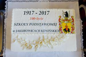 Jubileusz Stulecia Szkoły Podstawowej im. J. Lelewela w Jakubowicach Konińskich