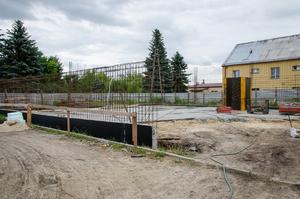 Rewitalizacja budynku w Parku w Niemcach