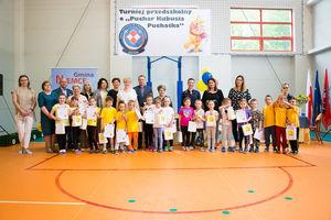 IV Przedszkolny Turniej o Puchar Kubusia Puchatka