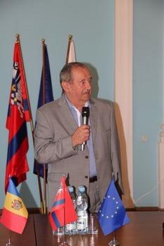 Mołdawscy nauczyciele i uczniowie w Powiecie Puławskim