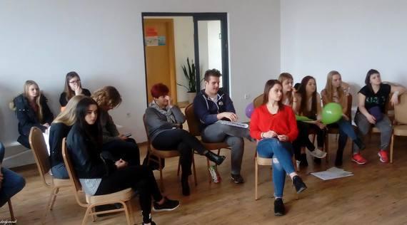 II Warsztaty Samorządów Uczniowskich szkół ponadgimnazjalnych/ ponadpodstawowych Powiatu Puławskiego