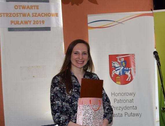 Otwarte Mistrzostwa Szachowe Puławy 2019