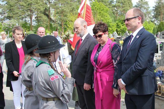 """75. rocznica operacji """"Weller 18"""" w Opatkowicach"""