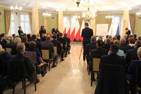 Powiat Puławski Sięgnął Po Milionową Dotację Z Funduszu