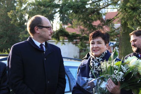 Uroczystość Dnia Patrona I LO im. księcia Adama Jerzego Czartoryskiego w Puławach w dniu 29 listopada 2019 r.