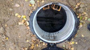 Budowa odcinka sieci kanalizacji sanitarnej w miejscowości Biskupie Kolonia