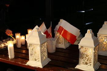 Święto Niepodległości w gminie Wólka- 101 rocznica