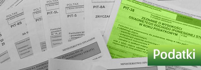 Informacja o podatkach w Gminie Abramów