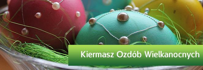 Kiermasz Ozdób Wielkanocnych