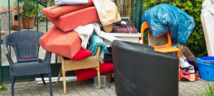 Informacja - Odbiór odpadów wielkogabarytowych oraz zużytego sprzętu RTV/AGD
