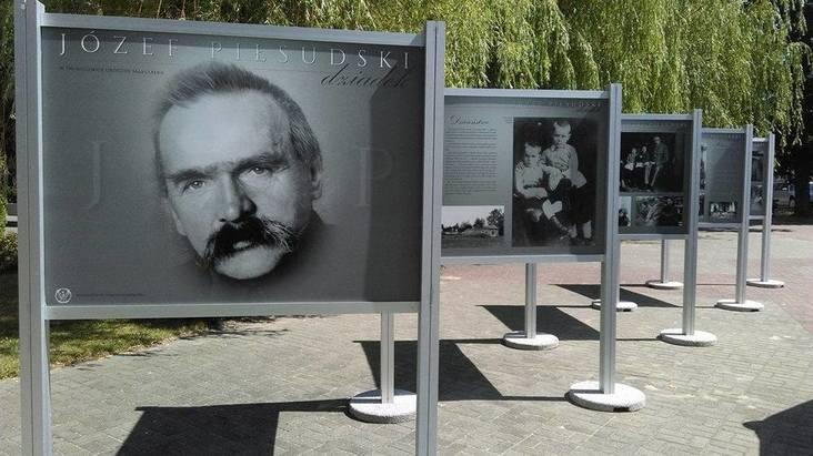 """Zapraszmy na wystawę  """"Józef Piłsudski. Dziadek"""""""