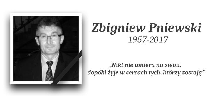 Uroczystości pogrzebowe śp. Zbigniewa Pniewskiego
