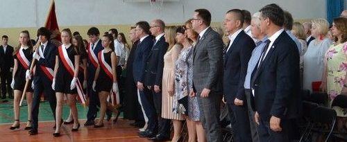 Zakończenie pracy Publicznego Gimnazjum im. św. Jadwigi Królowej