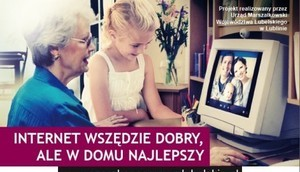 INTERNET WSZĘDZIE DOBRY, ALE W DOMU NAJLEPSZY