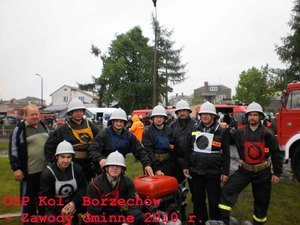 Odznaczenia OSP Borzechów Kolonia