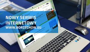 Nowy serwis internetowy Gminy Borzechów