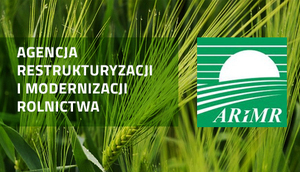 Prezes Agencji Restrukturyzacji i Modernizacji Rolnictwa informuje o możliwości składania wniosków o przyznanie pomocy