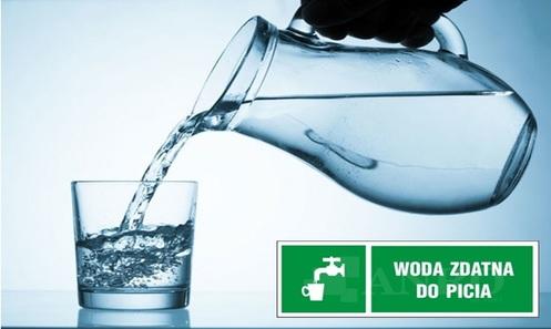 Woda już dobra do spożycia z wodociągu w Kaźmierowie