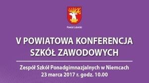 V Powiatowa Konferencja Szkół Zawodowych