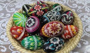 Wojewódzki Konkurs na Najpiękniejszą Pisankę i Palmę Wielkanocną