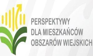 """Broszura ,,Perspektywy dla mieszkańców obszarów wiejskich"""""""