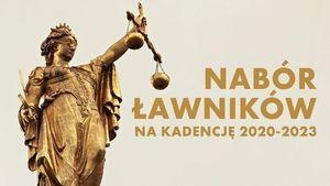Wybory ławników sądowych w 2019 roku