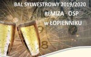 BAL SYLWESTROWY 2019/2020 REMIZA OSP w ŁOPIENNIKU