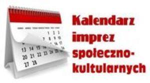 HARMONOGRAM  IMPREZ  SPOŁECZNO-KULTURALNYCH organizowanych na terenie Gminy Borzechów w 2020 roku
