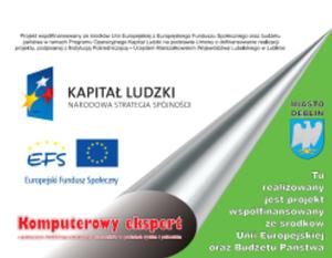 Komputerowy ekspert – podnoszenie kwalifikacji pracowników w powiatach ryckim i puławskim