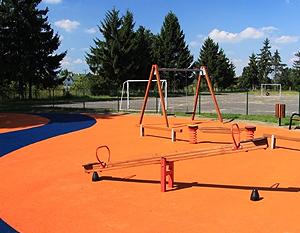 Budowa placu zabaw przy Szkole Podstawowej Nr 2
