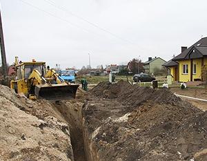 Budowa sieci wodociągowej i kanalizacyjnej w ul. Norwida