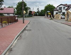 Modernizacja chodników w ul. Staromiejskiej, Partyzantów i Stawskiej