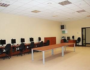 Budowa Telecentrum w budynku Ochotniczej Straży Pożarnej Dęblin - Masów
