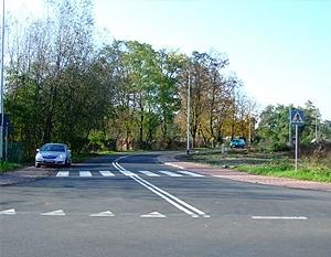 Budowa oświetlenia drogowego w ulicy Marii Konopnickiej
