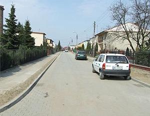 Modernizacja infrastruktury drogowej osiedla Wiślana - Żwica w Dęblinie - przebudowa ulicy Mikołaja Kopernika od km 0+000 do km 0+335.