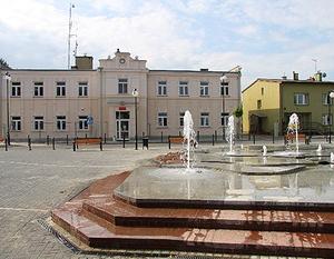 Rewitalizacja centrum miasta Dęblin wraz z zespołem pałacowo - parkowym Wyższej Szkoły Oficerskiej Sił Powietrznych