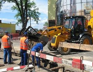 Budowa kanalizacji podciśnieniowej – zlewnia nr 1- I etap1