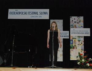 XVII Ogólnopolski Festiwal Słowa