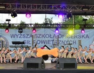 Sukcesy - Mała Rewia Taneczna działająca w MDK
