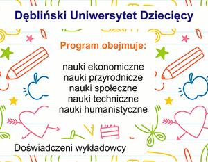 Dębliński Uniwersytet Dziecięcy