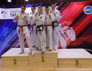 TURNIEJ TAEKWON-DO CZECH OPEN