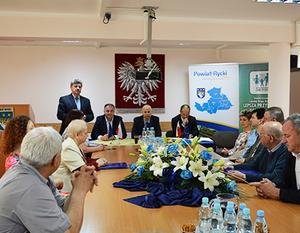 """LGD """"Lepsza Przyszłość Ziemi Ryckiej"""" rozdysponuje blisko 8 mln zł na rozwój obszaru powiatu ryckiego"""