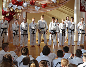Podsumowanie sezonu Dęblińskiej Szkoły Taekwon-do 2016