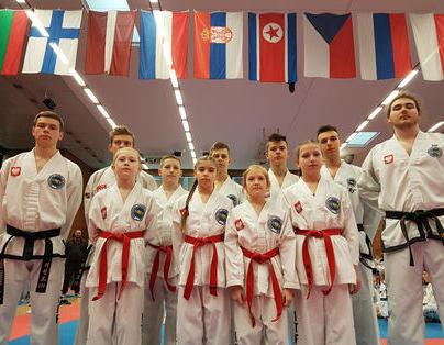 4 medale Dęblińskiej szkoły Taekwon-do na Pucharze Europy w Taekwon-do ITF