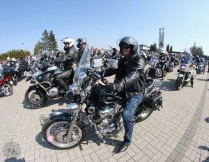 ROZPOCZĘCIE SEZONU MOTOCYKLOWEGO 2017