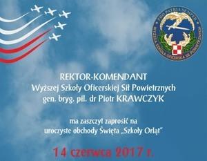 ŚWIĘTO SZKOŁY ORLĄT - 14.06.2016 r.