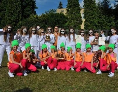 Mała Rewia z Miejskiego Domu Kultury w Dęblinie zakończyła Sezon Taneczny